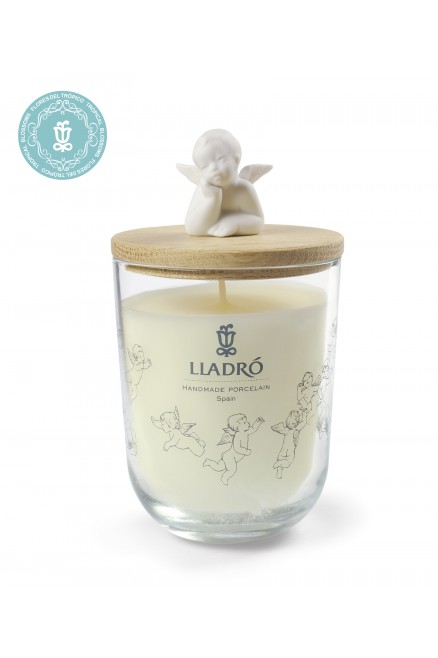 Dreaming of You Candle - Tropical Blossoms di Lladrò