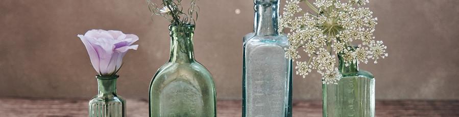 Bottiglie e Caraffe